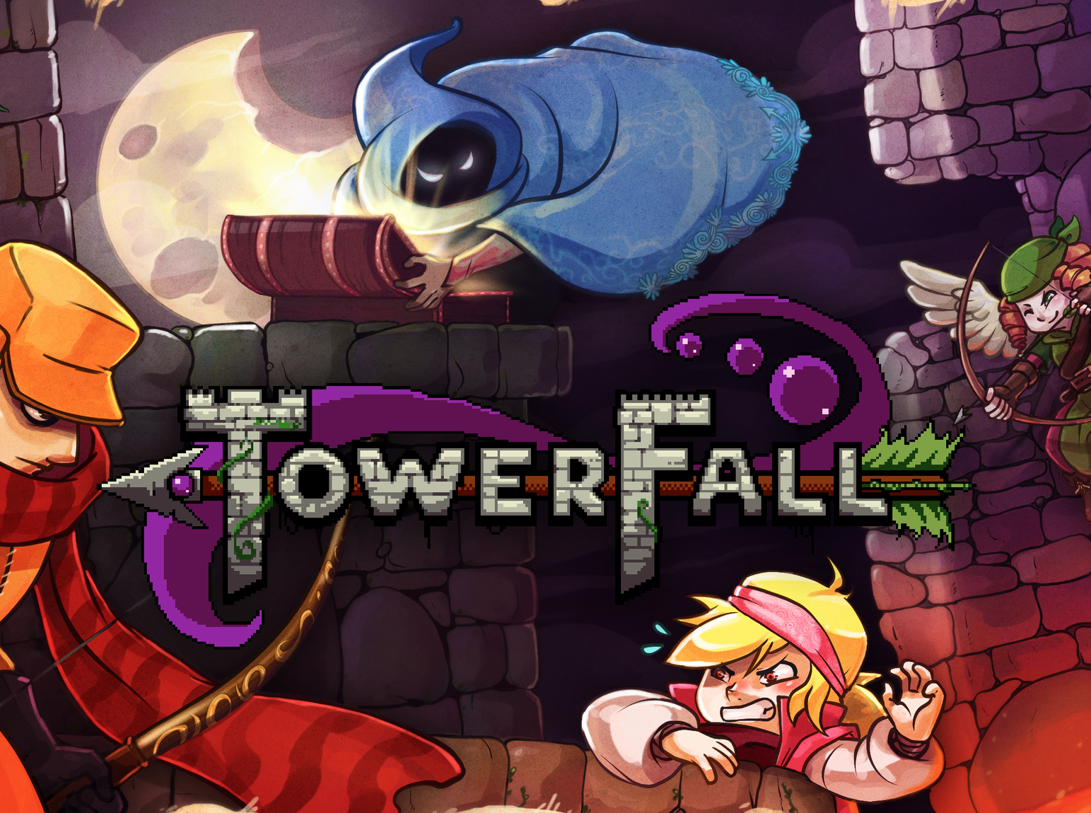 Thumbnail for TowerFall Ascension